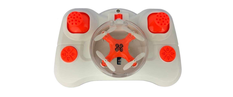 Aerius: de kleinste drone ter wereld