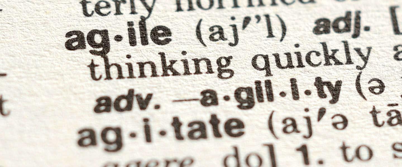 Agile Marketing; wat betekent dat voor je omgeving?