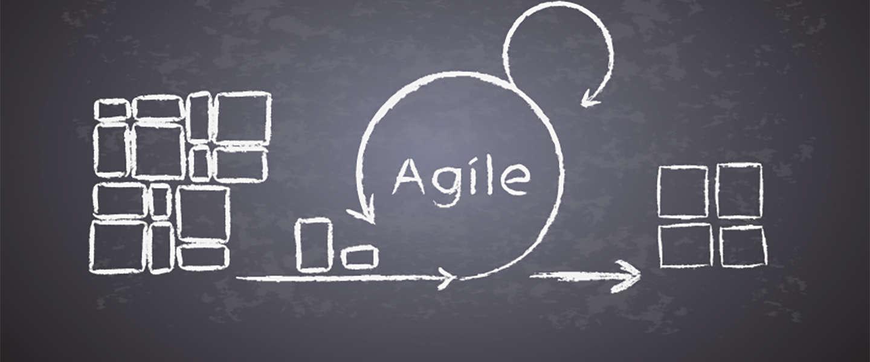 Projectmanagement in een agile omgeving: je blijft leren