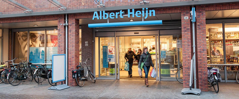 Albert Heijn is uitgeroepen tot de beste winkel van Nederland