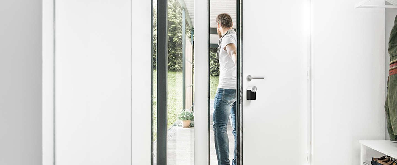 Zonder sleutel je Airbnb openen met je smartphone