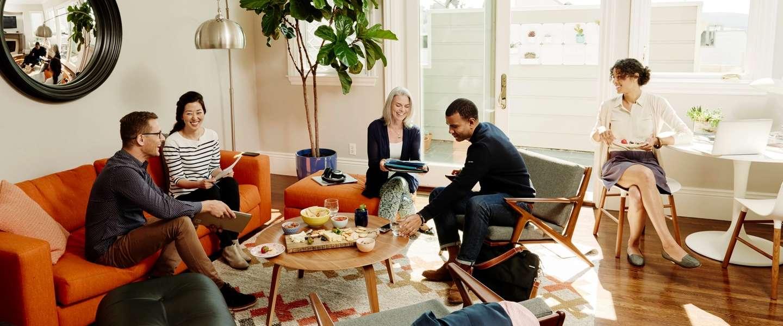 Zakelijk reizen verandert steeds meer mede dankzij Airbnb