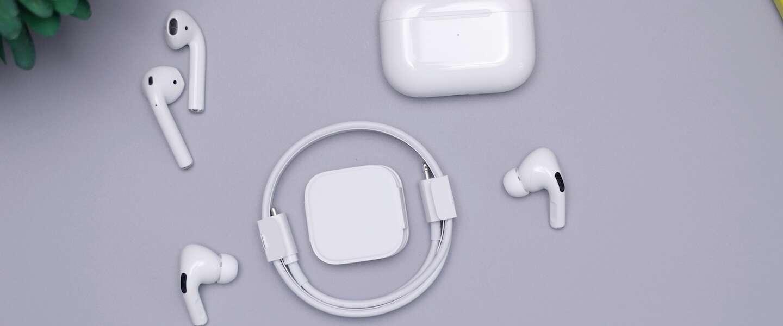 Apple komt volgend jaar met nieuwe generatie AirPods (Pro) en koptelefoon Studio