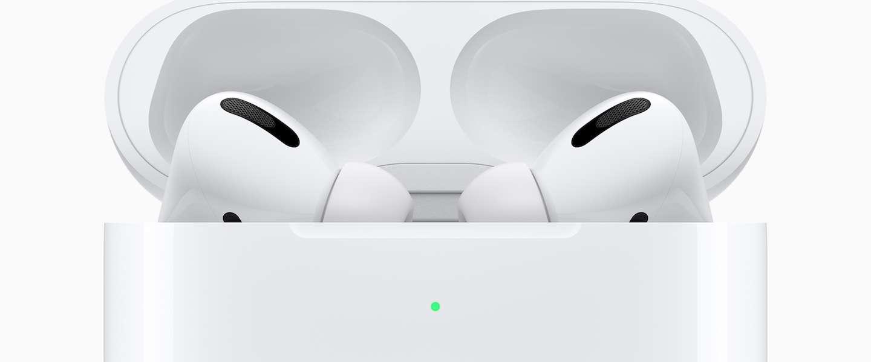 Apple komt met noisecancelling AirPods Pro
