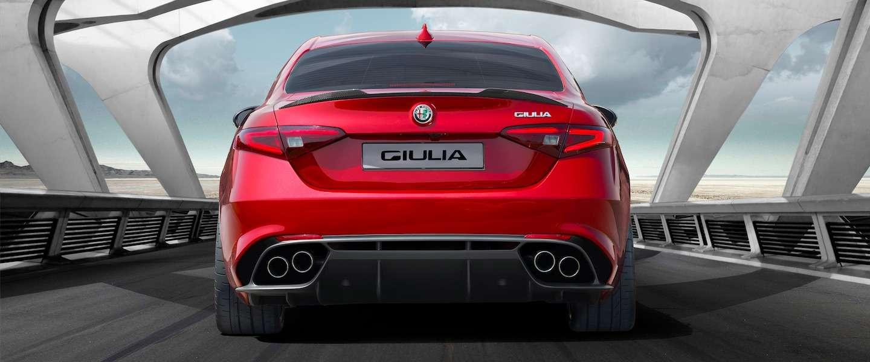 De nieuwe Alfa Romeo Giulia, 100% Italiaans en bloedsnel
