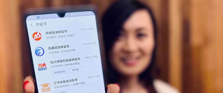 Hausse in e-commerce levert Alibaba $ 33,8 miljard aan kwartaalomzet op
