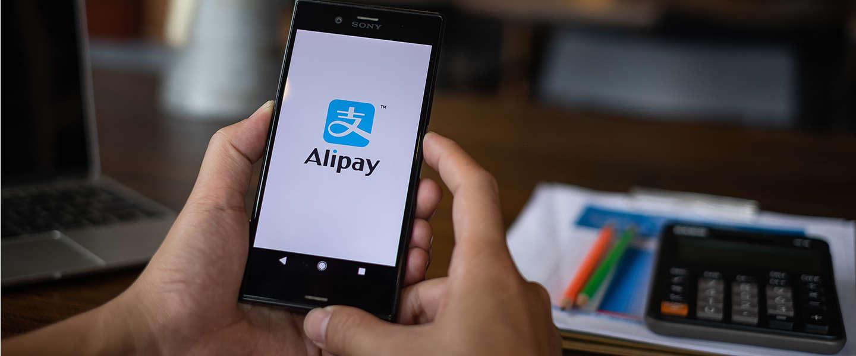 Alipay neemt minderheidsbelang in Klarna