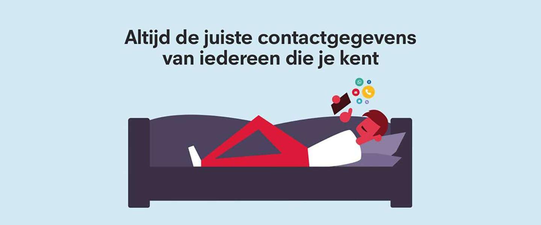 Nooit meer 'dit nummer is buiten gebruik' door Nederlandse start-up