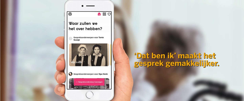 Nieuwe app Alzheimer Nederland stimuleert welzijn & sociale interactie