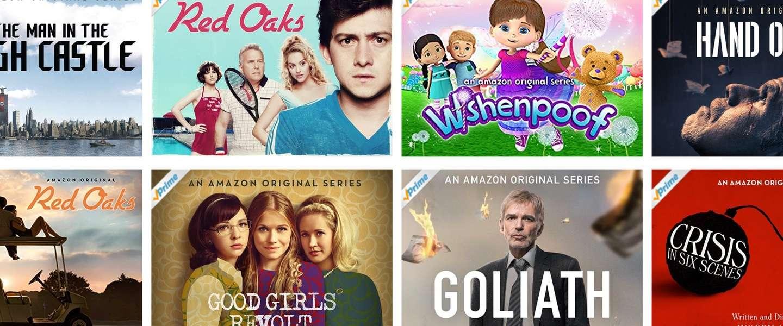 Amazon Prime komt vanaf december concurreren met Netflix