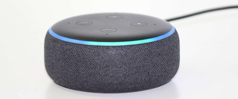 Amazon Alexa heeft nu een mannenstem als optie: Ziggy