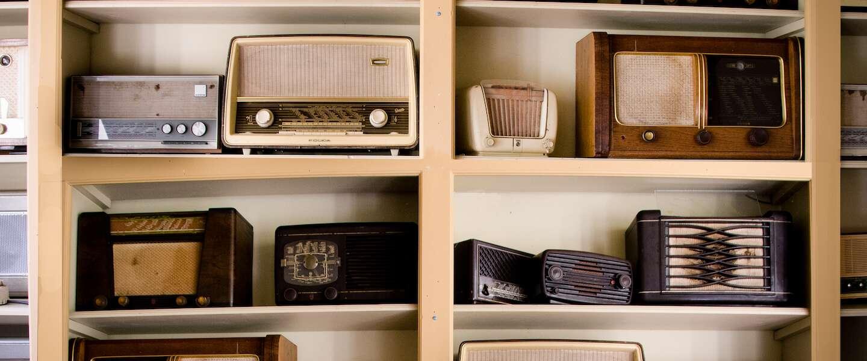 Analoge radio gaat snel verdwijnen en in regio Rotterdam vandaag al