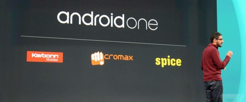 Google verkoopt Android One in India voor 81 euro