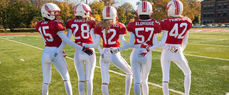 Victoria's Secret Angels in Super Bowl spotje