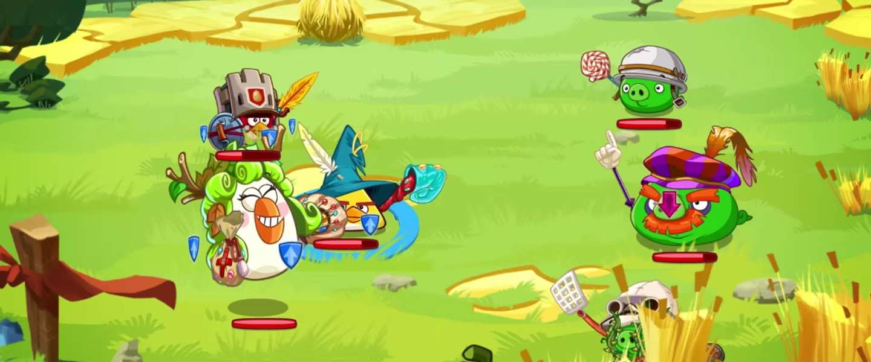 Angry Birds Epic nu beschikbaar