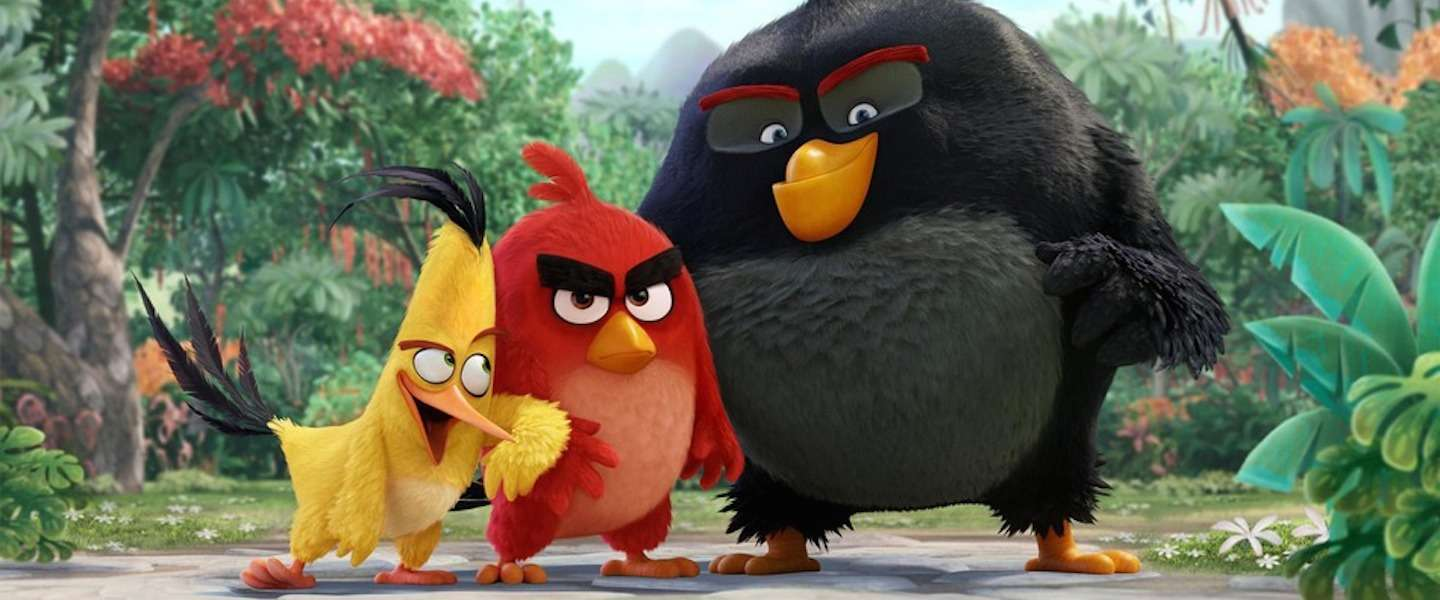 Bekijk hier de langverwachte trailer van Angry Birds The Movie