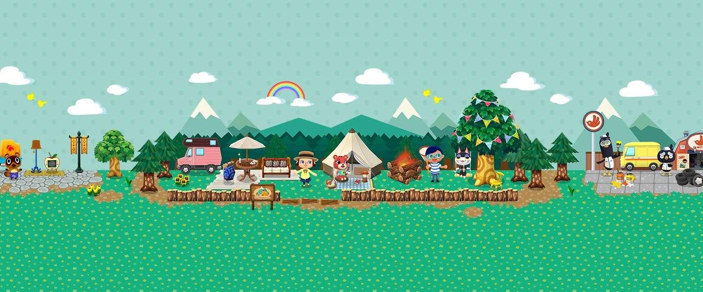 Nintendo's gratis Animal Crossing voor iOS en Android is uit