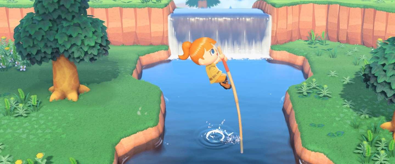 Animal Crossing: New Horizons kunnen we nu goed gebruiken