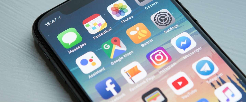 Apple Store weigerde dit jaar al 150.000 apps