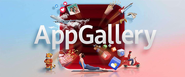 Huawei komt met Game Fest in AppGallery