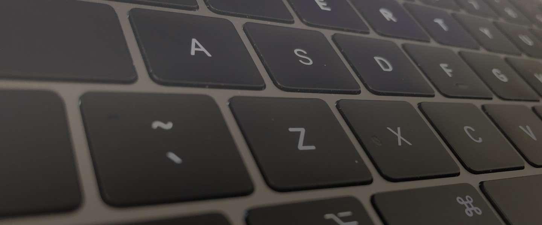 Apple's recente Macbook Pro toetsenborden zijn gewoon niet goed