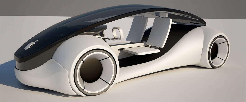 De Apple Car komt er. En mogelijk al in 2019!