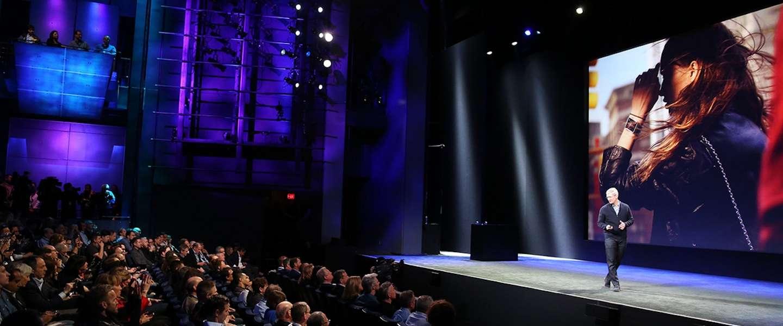 Apple Event: Watch, 700 mljn iPhones, nieuwe MacBook's en kleiner nieuws