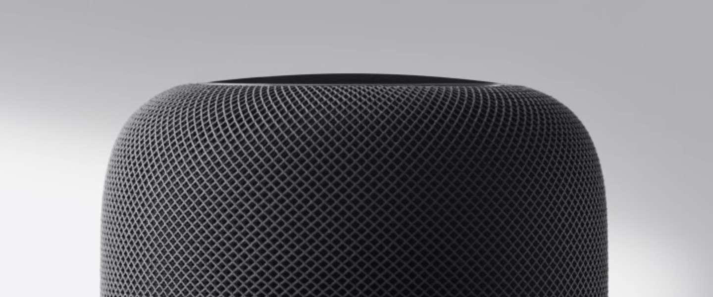 Apple's HomePod begint langzaam te verkopen