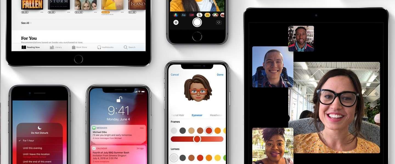 Wat Apple ons nog niet vertelde over iOS 12