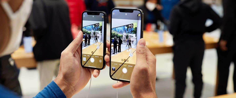 Apple start met de montage van de iPhone 12 in India