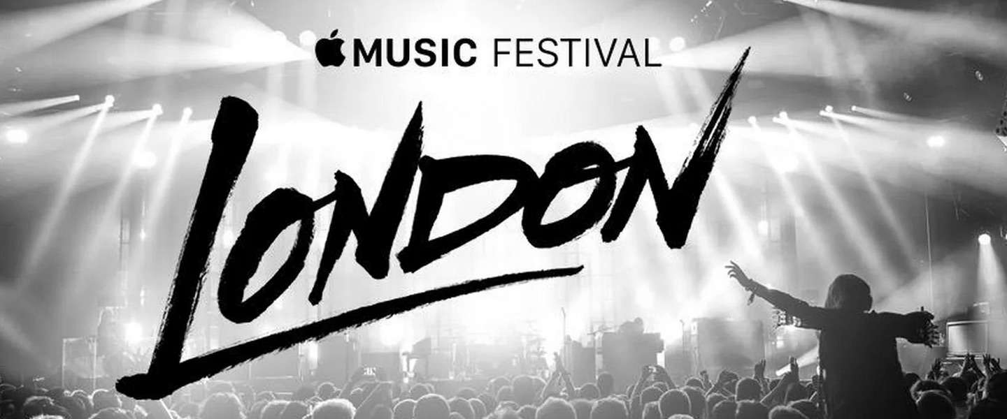 Pharrell Williams, Take That, Carrie Underwood en anderen op Apple Music Festival