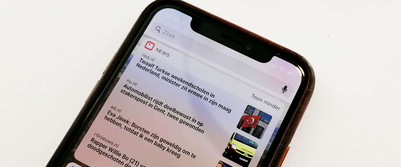 Komt Apple volgende maand met 'Netflix voor nieuws'