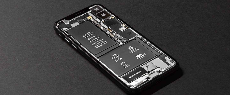 Apple wil af van onofficiële batterijen in  iPhones