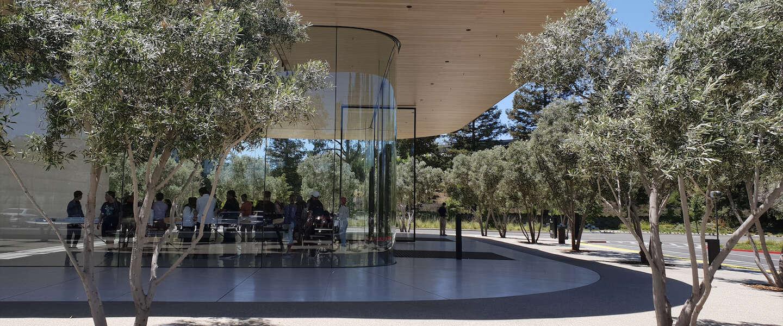 Apple is inmiddels 2 biljoen waard