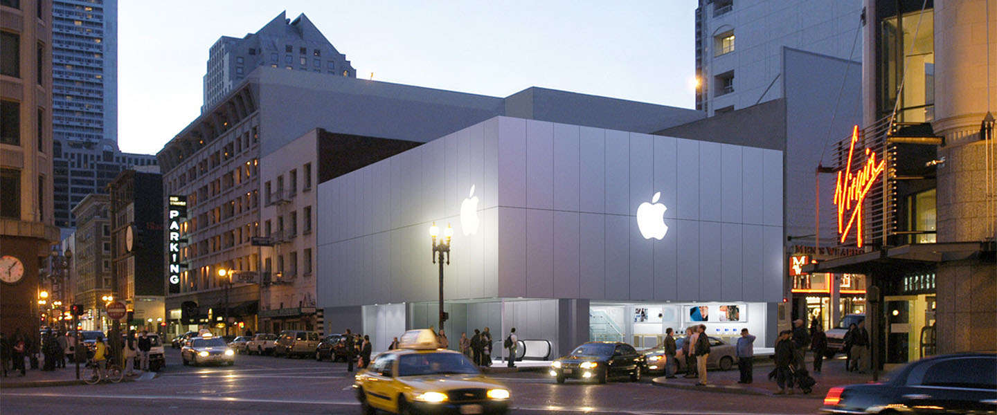 ​Apple opent nieuwe Store op Union Square