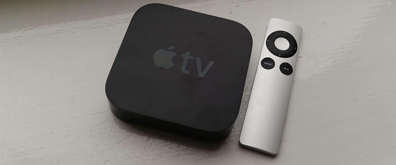 Apple TV: De 4k upgrade zit eraan te komen