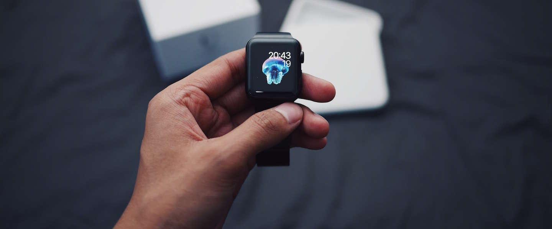 Geen mobiele data in nieuwe Apple Watch