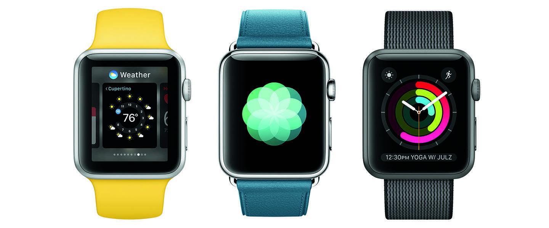 Apple Watch 2 krijgt GPS en komt dit najaar uit