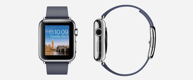 In januari start de productie van miljoenen Apple Watches