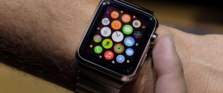 Apple geeft meer informatie vrij over de Apple Watch