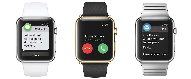 Apple Watch 17 juli in Nederland verkrijgbaar