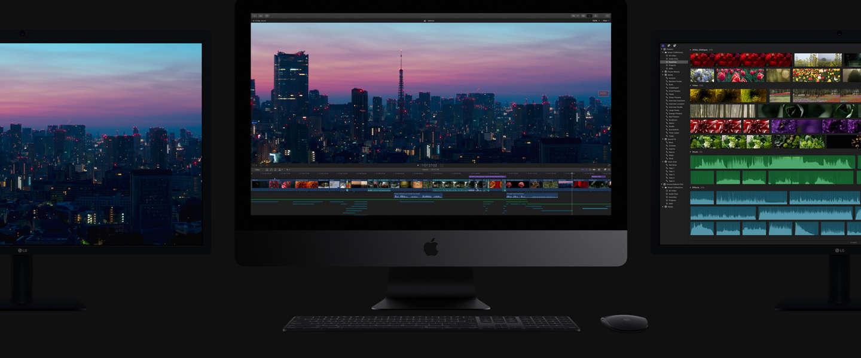 Apple komt met nieuwe iPads, iMac Pro, Macbooks en Mac OS op WWDC