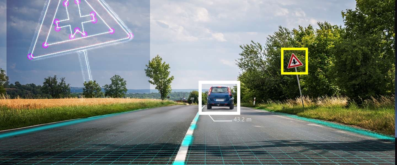Apple's zelfrijdende auto-software wordt steeds beter