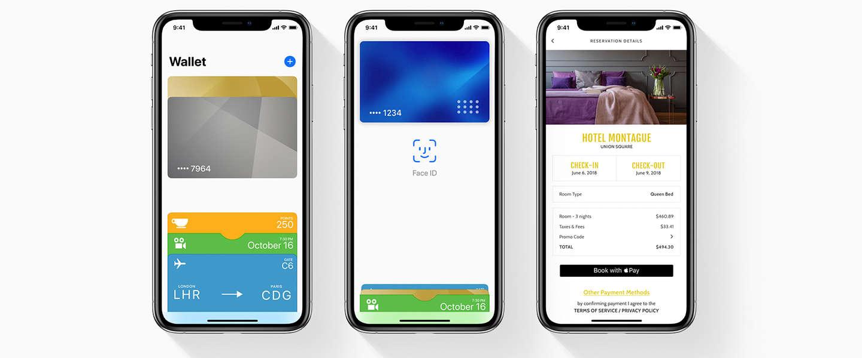 Apple Pay beschikbaar in België, wanneer volgt Nederland?