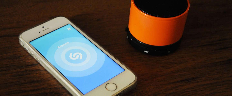 Shazam vindt maandelijks 1 miljard nummers
