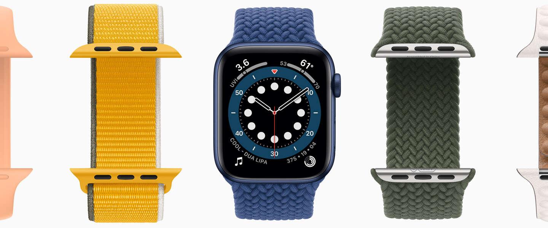 De meest gehoorde Apple Watch-roddels op een rijtje