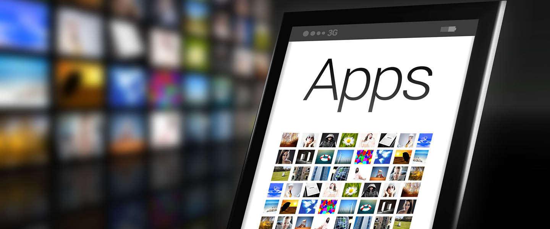 Apple's App Store start het nieuwe jaar met record