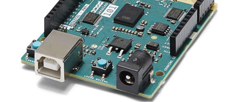 Arduino board is het eerste device dat draait op Intel's Curie module