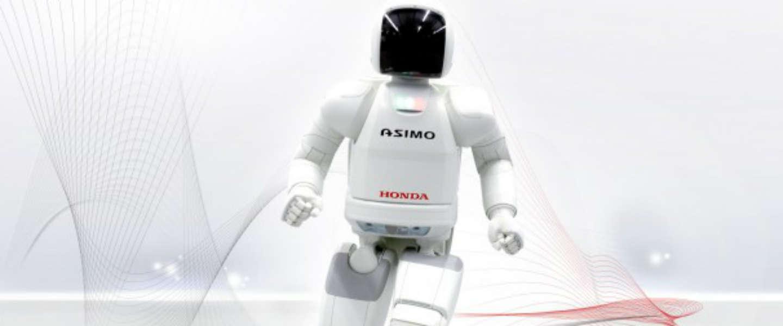 Nieuwe versie van Asimo is de meest geavanceerde robot