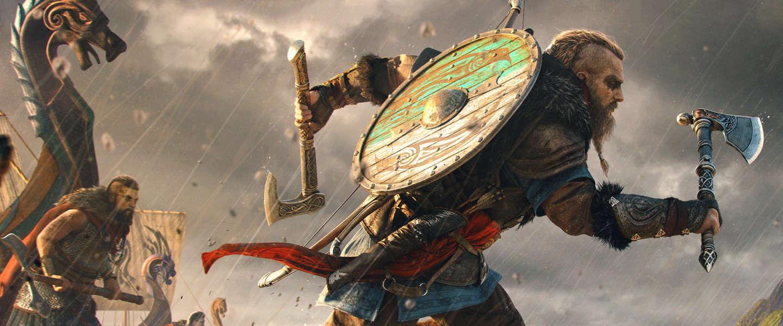 Assassin's Creed Valhalla komt ook naar PS5 en XSX